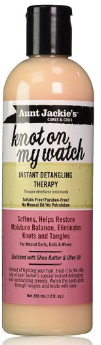 Aunt Jackies Instant Detangling Therapy - Sabina Hair Cosmetics
