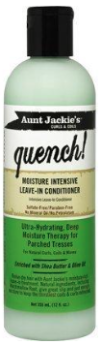 Aunt Jackies Moisture Intensive Leave In Conditioner - Sabina Hair Cosmetics
