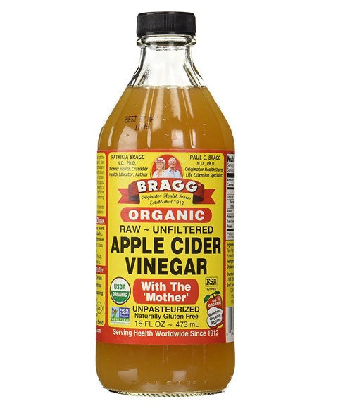 Organic Raw Unfiltered Apple Cider Vinegar