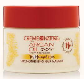 Argan Oil Strengthening Hair Masque