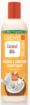 Coconut Milk Detangling & Conditioning Conditioner - Sabina Hair Cosmetics