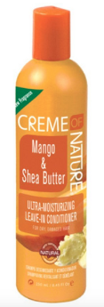 Mango & Shea Butter Ultra-Moisturizing Leave In Conditioner - Sabina Hair Cosmetics