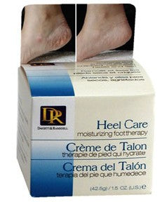 Heel Care Moisturizing Foot Therapy