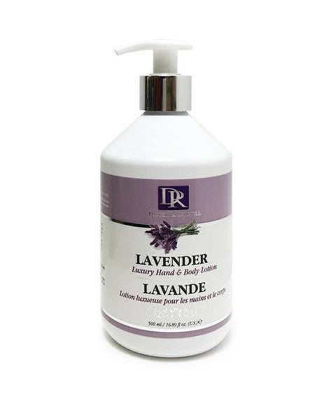 Lavender Luxury Hand And Body Lotion