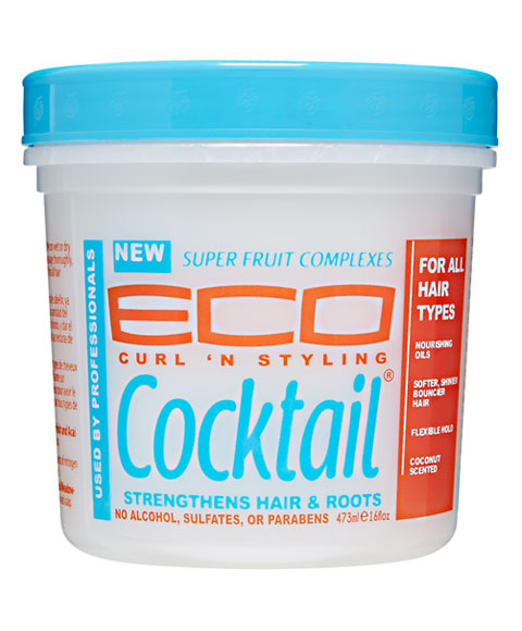 Eco Natural Curl N Styling Cocktail