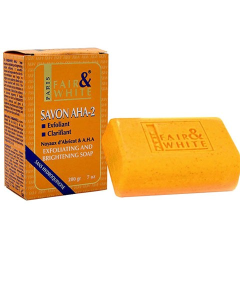 AHA 2 Exfoliating And Lightening Soap