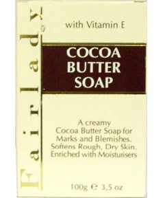 Fair Lady Cocoa Butter Soap