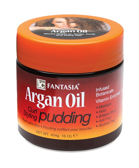 Argan Oil Curl Styling Pudding