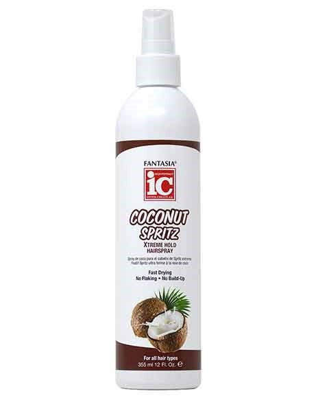 Coconut Spritz Xtreme Hold Hairspray