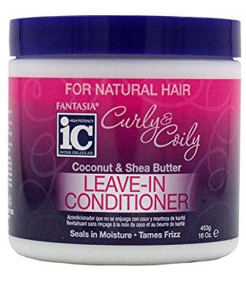 Natural Hair Leave In Conditioner