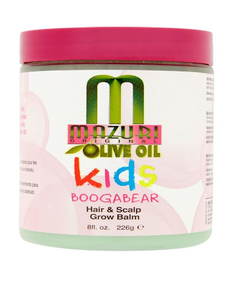 Kids Olive Oil Boogabear Hair And Scalp Grow Balm