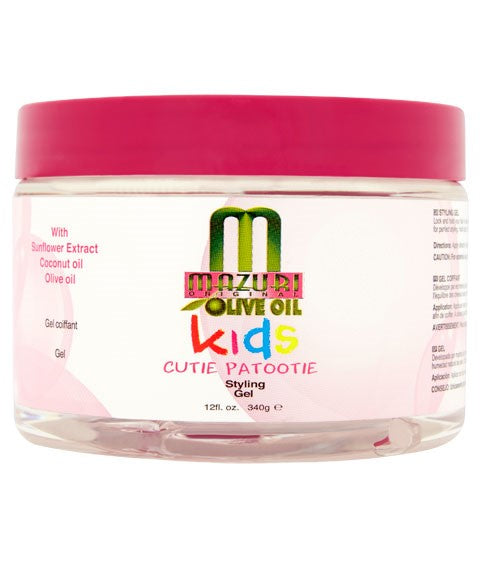 Kids Cutie Patootie Styling Gel