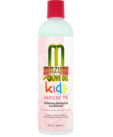 Kids Olive Oil Sweetie Pie Softening Detangling Conditioner
