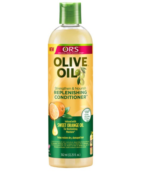Olive Oil Replenishing Conditioner Infused With Sweet Orange Oil