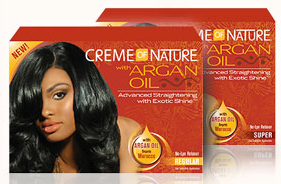 Argan Oil Relaxer - Sabina Hair Cosmetics