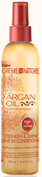 Argan Oil Strength & Shine Leave In Conditioner