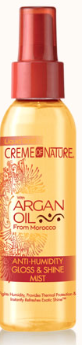 Argan Oil Anti Humidity Gloss & Shine Mist