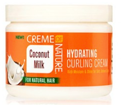 Coconut Milk Hydrating Curl Creme - Sabina Hair Cosmetics