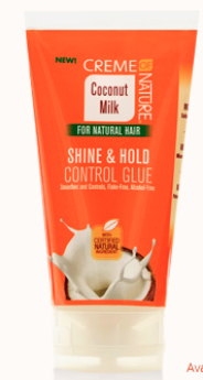 Coconut Milk Shine & Control Glue - Sabina Hair Cosmetics