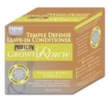 Growth Renew Temple Defense Leave In Conditioner 15oz - Sabina Hair Cosmetics