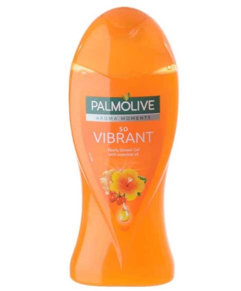 Colgate Palmolive Aroma Moments So Vibrant Pearly Shower Gel