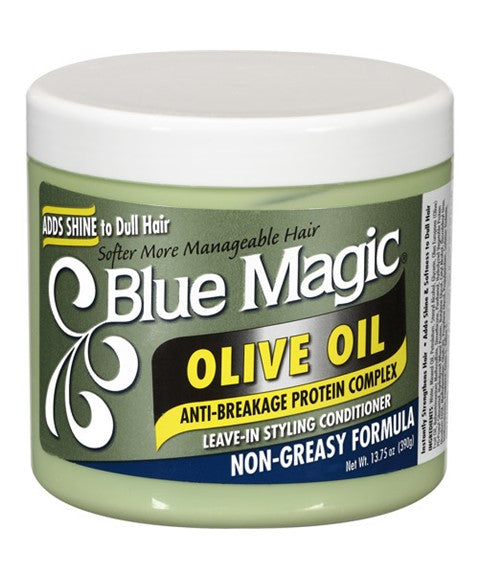 Olive Oil Styling Leave in Conditioner