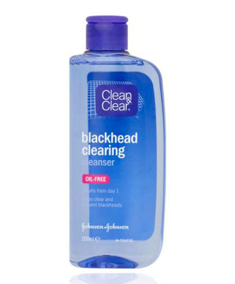Blackhead Clearing Cleanser