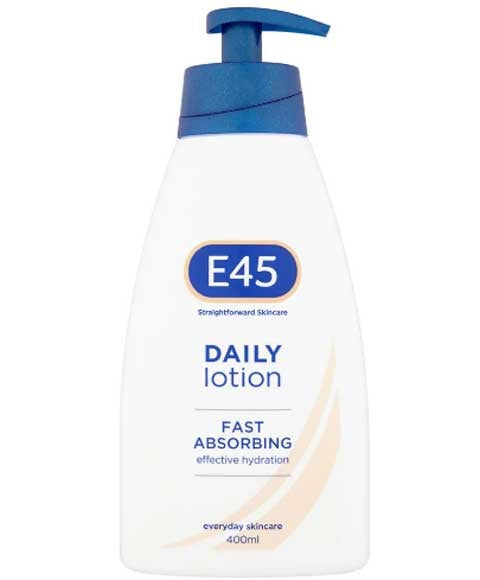 Daily Lotion Fast Absorbing Effective Hydration