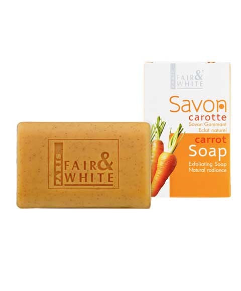 Carrot Exfoliating Soap