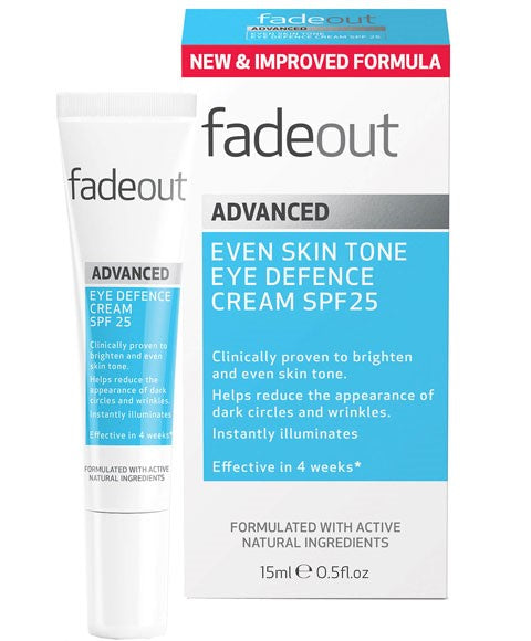 Advanced Even Skin Tone Eye Defence Cream SPF25