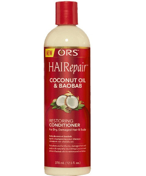 Hairepair Coconut Oil And Baobab Restoring Conditioner