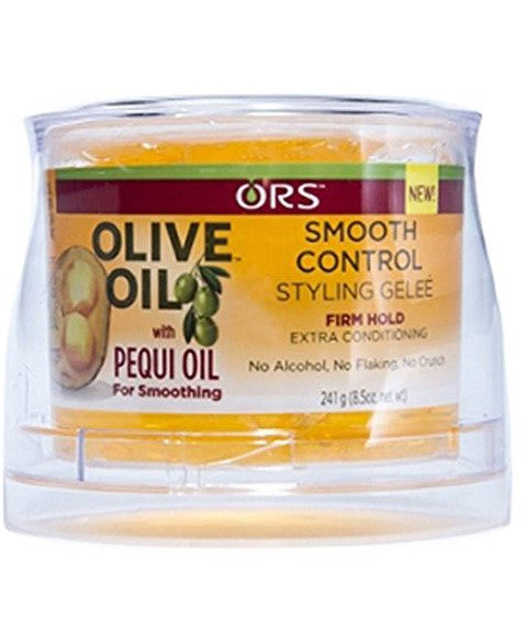 Olive Oil With Pequi Oil Smooth Control Styling Gelee