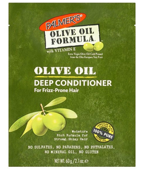 Olive Oil Formula Olive Oil Deep Conditioner Sachet