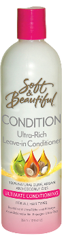 Ultra Rich Leave In Conditioner 12oz - Sabina Hair Cosmetics