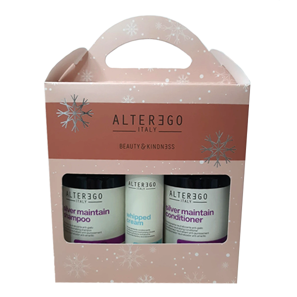 Alterego Silver Maintain Gift Set