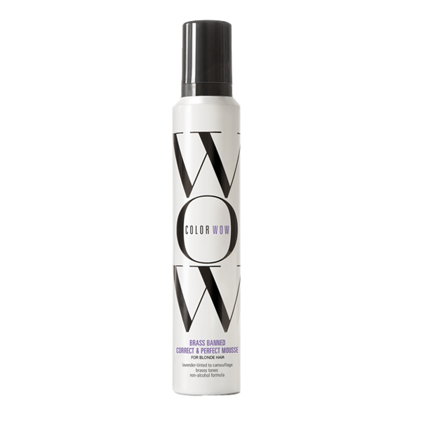 Color WOW Brass Banned Mousse Blonde 200ml