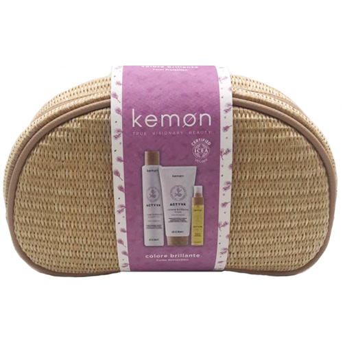 Kemon Actyva Colore Brilliante Gift Set