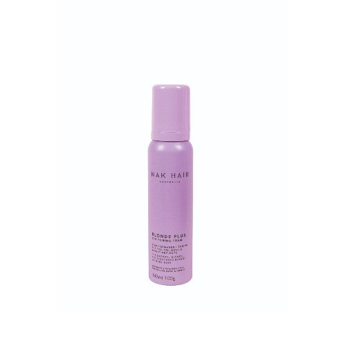 NAK Blonde Plus 10V Toning Foam 143ml