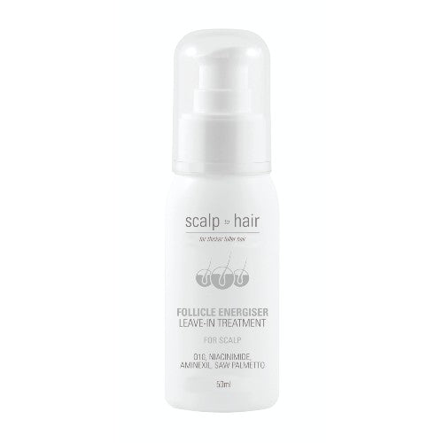 NAK Scalp to Hair Follicle Energiser 50ml