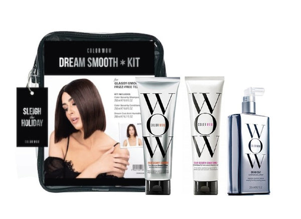COLOR WOW  Dream Smooth kit gift set