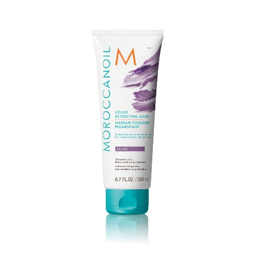 Moroccan Oil Color Deposit Mask Lilac