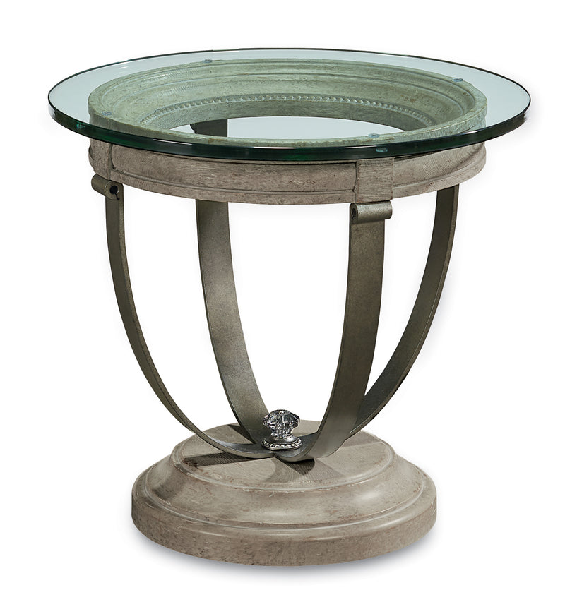Moss Mist Side Table