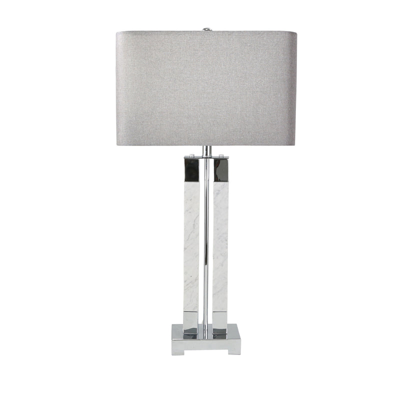 Table Lamp Marble 34 Twin