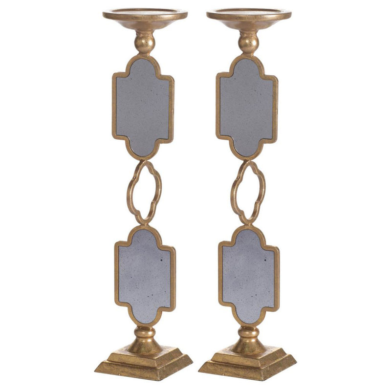 Candle Holder (Set of 2) - AB Home