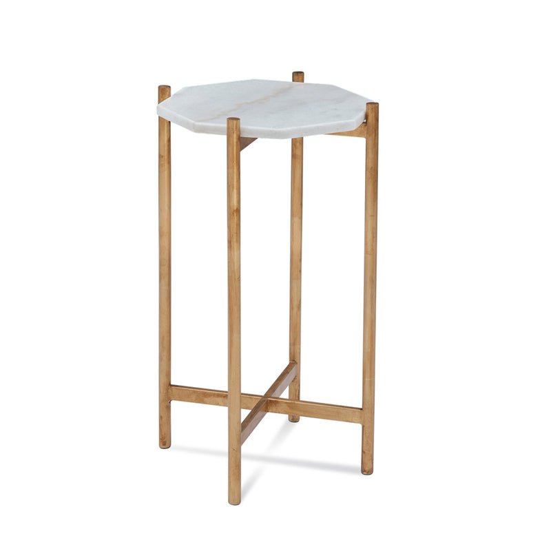 Mixson Scatter Side Table - Gold