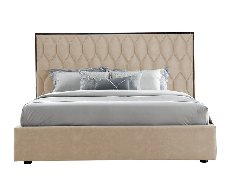 Pearl Bed without Mattress