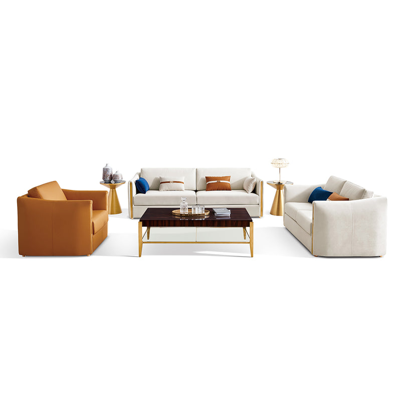 Tape Sofa Set (3+3+1+1)