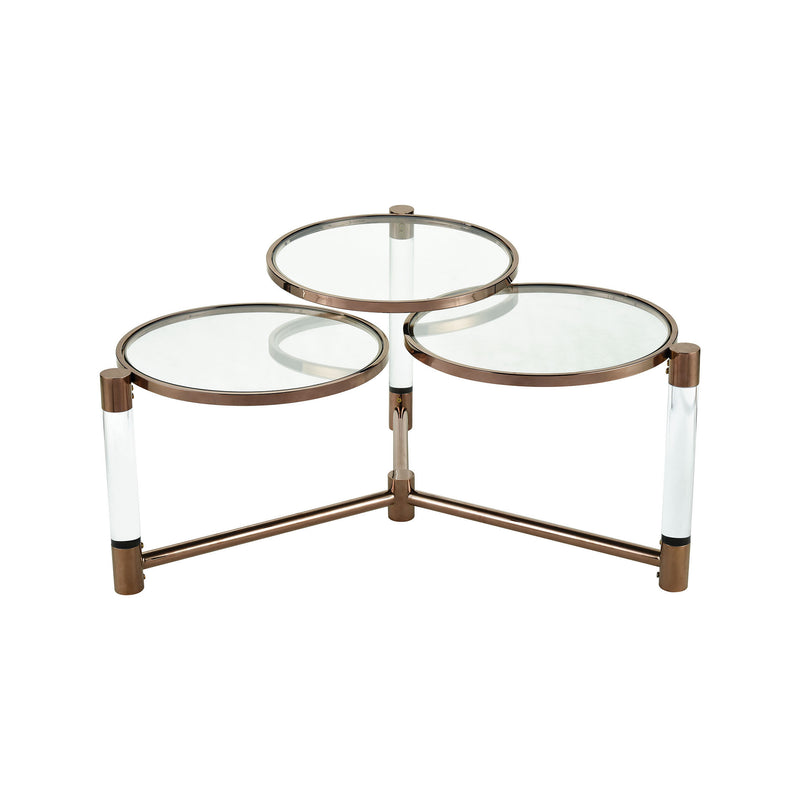 Coffee Table - Triple Crown