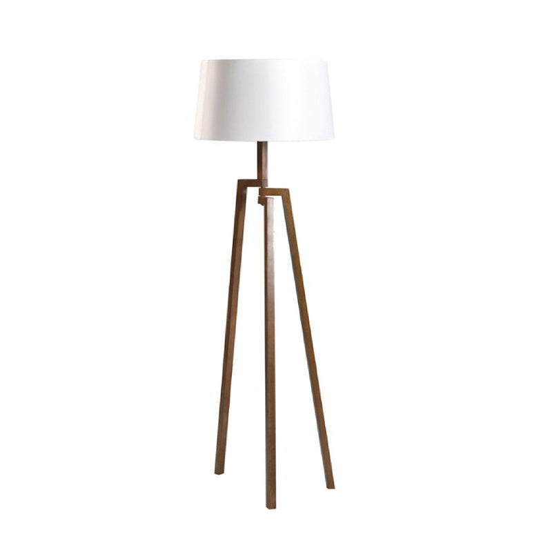 Nova White Floor Lamp