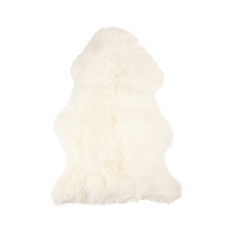 90cm Single Sheepskin Cream
